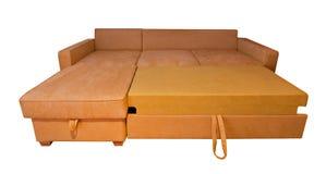 Modern sofa Royalty Free Stock Photos