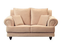 Modern sofa Stock Photography