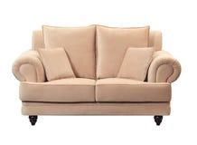 Modern sofa Stock Photography