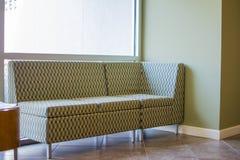 Modern sofa stock images