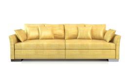modern soffa Vektor Illustrationer