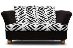 Modern soffa royaltyfri foto