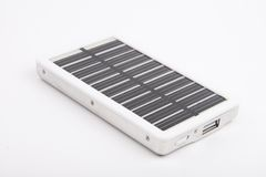 Modern Solar Charger Stock Images