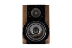 Modern solid högtalare royaltyfria foton
