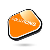 Modern solutions sign Stock Photos