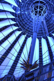 Modern Sony Center Berlin Royalty Free Stock Photos
