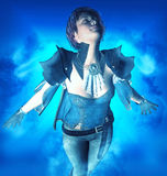 Modern Sorceress Royalty Free Stock Image