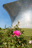 The modern Soumaya art museum in Mexico City Royalty Free Stock Image