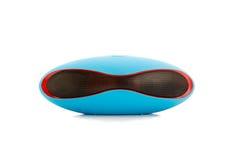Modern sound speaker Stock Photo