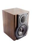 Modern sound speaker Royalty Free Stock Images