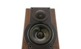 Modern sound speaker Royalty Free Stock Image