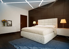 Modern sovruminre. Royaltyfri Foto