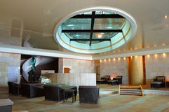 Modern SPA at the luxury hotel Royalty Free Stock Photography