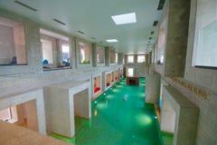 Modern Spa Swimming Pool Royalty Free Stock Photos