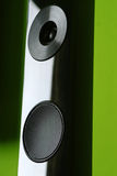 Modern speaker Royalty Free Stock Photo