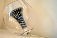 Modern speaker light stock photo
