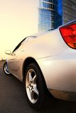 Modern sport car Stock Photography
