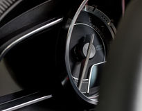Modern sport car's dashboard 2 Stock Images