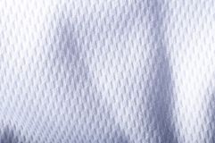 Modern sport clothing fabric Royalty Free Stock Image