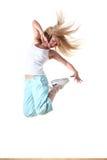 Modern sport dancer stock photos