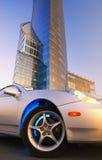 modern sport för bil Royaltyfri Fotografi