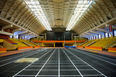 Modern sports arena Royalty Free Stock Photos