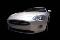 Modern Sports Car Royalty Free Stock Images
