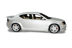 Modern Sports Car Royalty Free Stock Image