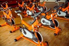 Modern sports hall Royalty Free Stock Photos