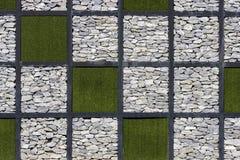 Modern square background Stock Photo