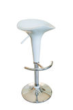 Modern stång för högst stol arkivbild