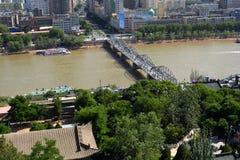 Modern stad för Kina ` s arkivbilder