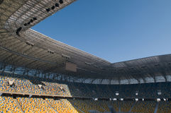 Modern stadium Royalty Free Stock Photo