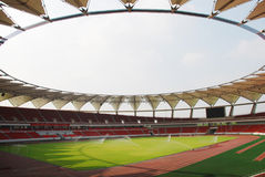 A modern stadium in china Royalty Free Stock Image