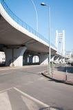 Modern stads- passage Arkivbild