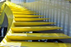 Modern Stair Stock Image
