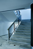 Modern stair in hotel Stock Photography