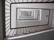 Modern staircase Stock Image
