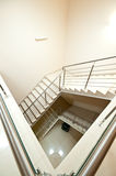 Modern staircase Royalty Free Stock Photo