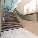 Modern staircase Stock Photography