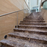 Modern staircase Stock Images