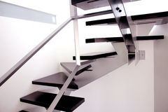 Modern stairs Royalty Free Stock Photos