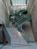 Modern stairs Stock Photography