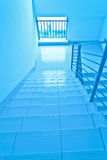 Modern stairs royalty free stock photography