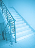 Modern stairs Stock Image
