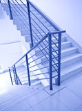 Modern stairs Stock Photos