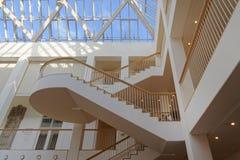 Modern stairs Stock Image
