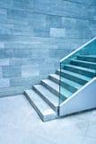 Modern stairway Royalty Free Stock Image