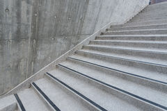 Modern stairway Royalty Free Stock Photography