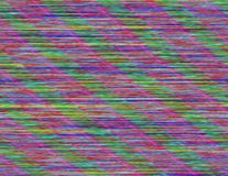 Distorted glitched screen Royalty Free Stock Images